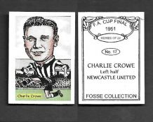 Newcastle United Charlie Crowe 17 (FC)